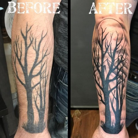 Tattoo By Karlos from  Chroma Tattoo - 04-15-2018