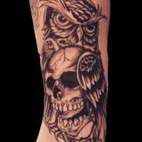 Tattoo Artist Doug of American Rebel Tattoo (Official) - Pigeon Forge TN