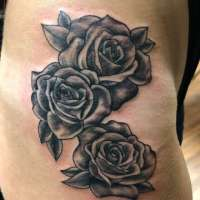 Tattoo Artist Ashley of Physical Graffiti Tattoo Studio - Rochester NY