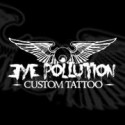 Eye Pollution Custom Tattoo - Boiling Springs, SC